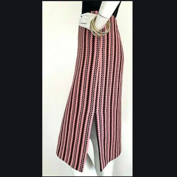 J. Crew 100% Wool Woven Herringbone Pencil Skirt